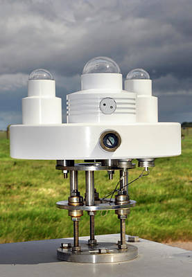 Monitoring Photograph - Solar Radiation Monitoring by Public Health England