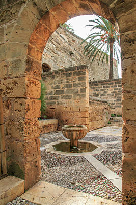 Mallorca Photograph - Spain, Balearic Islands, Mallorca by Emily Wilson