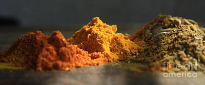Photograph - Spice by Jan Wolf