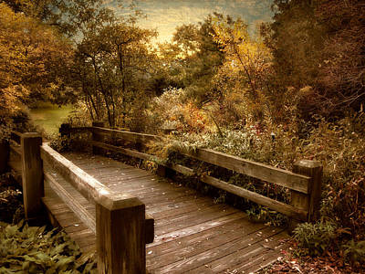 Photograph - Splendor Bridge by Jessica Jenney