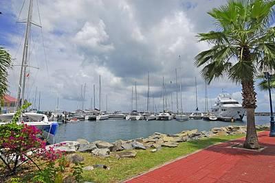 Photograph - St Maarten by Willie Harper