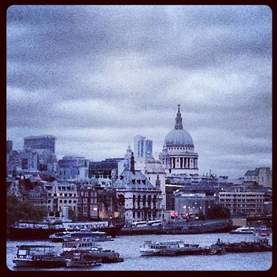 Photograph - St Paul's by Maeve O Connell