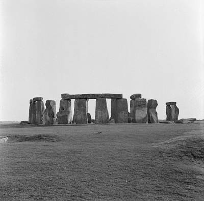 Stonehenge Print by Anonymous