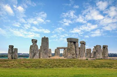 Amesbury Photograph - Stonehenge by Joana Kruse
