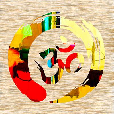 Bamboo Mixed Media - Stream Of Inspiration by Marvin Blaine