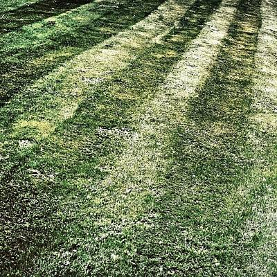 Artwork Photograph - The Lawn by Jason Michael Roust