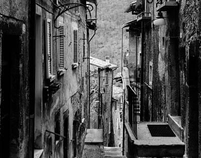 Photograph - Streets Of Scanno - Italy 2 by Andrea Mazzocchetti