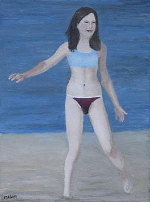 Painting - Summer Holiday by Masami Iida