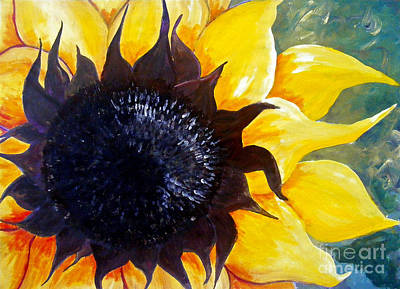 Photograph - Sunflower by Nina Ficur Feenan