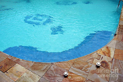 Pop Art Rights Managed Images - Swimming Pool Royalty-Free Image by Antoni Halim