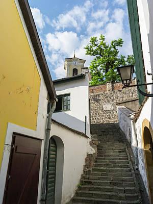 Hungary Tourism Photograph - Szentendre Near Budapest by Martin Zwick