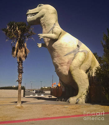 Photograph - T-rex by Gregory Dyer