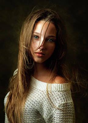 Model Photograph - Tanya by Zachar Rise