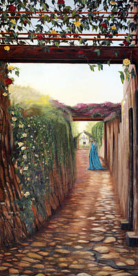 The Narrow Gate Original by Jeanette Sthamann