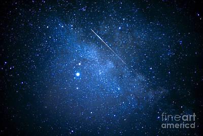 Star Field Photograph - The Night Sky by Thomas R Fletcher