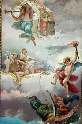 Vatican Photograph - The Vatican Museums, Musei Vaticani by Panoramic Images