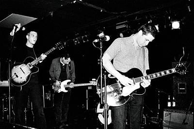 Photograph - The Walkmen by Gary Smith