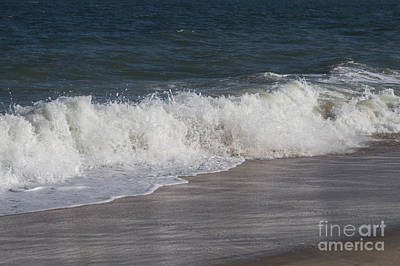 The Wave Art Print by Arlene Carmel