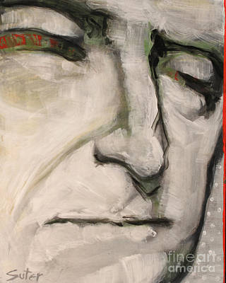 Painting - 3.  Thomas Jefferson by Cindy Suter
