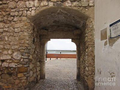 Photograph - Through - Faro by Chani Demuijlder