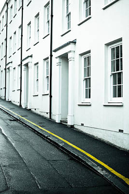 Sash Photograph - Town Houses by Tom Gowanlock