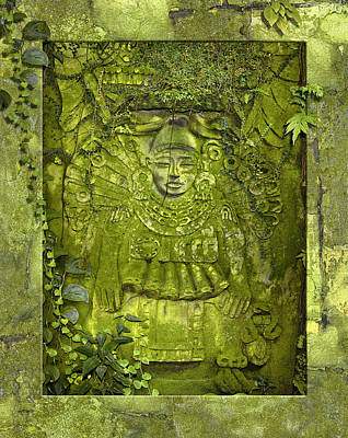 Wall Art - Photograph - Unknown God by Ron Morecraft