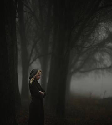 Haze Photograph - Untitled by David Dubnitskiy