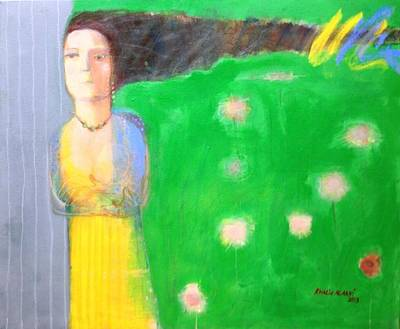 Painting - Untitled   /   Sold by Khalid Alaani