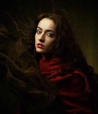 Model Photograph - Untitled by Mehdi Mokhtari