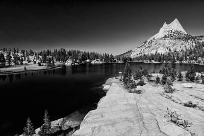 Photograph - Upper Cathedral Lake by Cat Connor