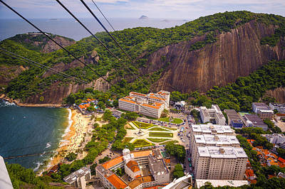 Photograph - Urca by Celso Diniz