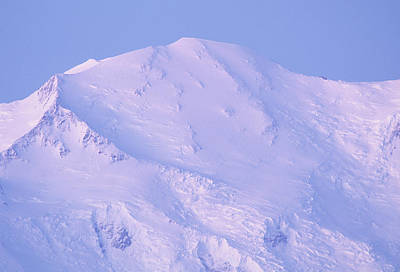 Usa, Alaska, Mount Mckinley, Denali Art Print