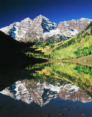 White River Photograph - Usa, Colorado, White River National by Adam Jones