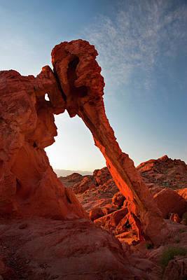 Usa, Nevada, Valley Of Fire State Park Art Print by Jaynes Gallery