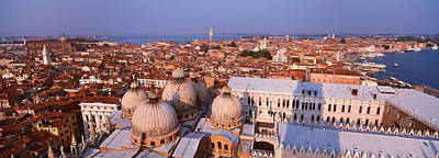 Religious Community Photograph - Venice, Italy by Panoramic Images