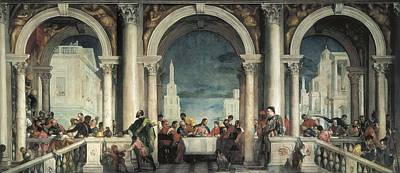 Veronese, Paolo Caliari, Called Paolo Art Print