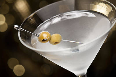 Photograph - Vodka Martini  by Ulrich Schade