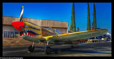 California Photograph - Warhawk by Tommy Anderson