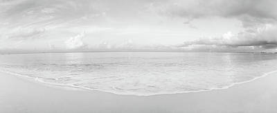 Photograph - Waves On The Beach, Seven Mile Beach by Panoramic Images