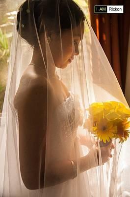 Photograph - Wedding by Richard Heath