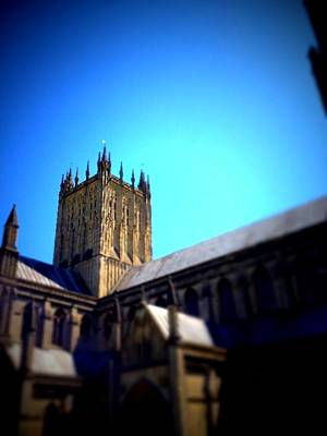 Wells Cathedral Art Print by James Bradley