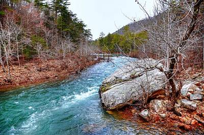 Photograph - White's Creek by Paul Mashburn