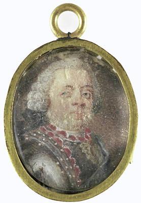 Willem Iv, 1711-51, Prince Of Orange Nassau Art Print