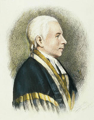 Justice Painting - William Paterson (1745-1806) by Granger
