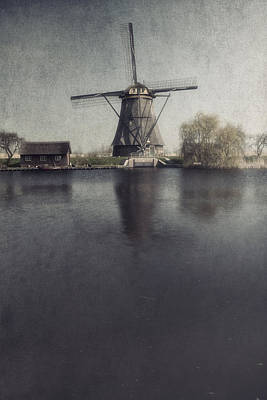 Mills Photograph - Windmill  by Joana Kruse