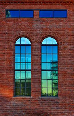 Windows Art Print by Kent Mathiesen