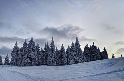 Travel Photograph - Winter by Ivan Slosar