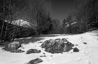 Mountain Photograph - Wintertime by George Atsametakis