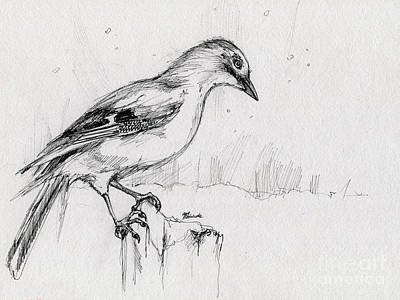 Wintery Tales Art Print by Angel Ciesniarska