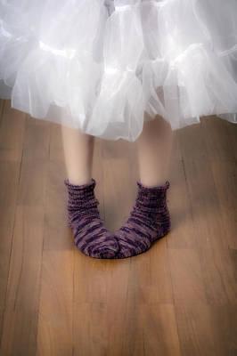 Woollen Photograph - Woollen Socks by Joana Kruse